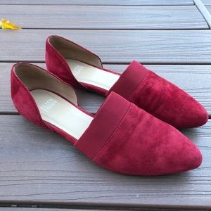 Eileen Fisher d'Orsay Flats